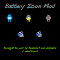 Battery Icon Mod