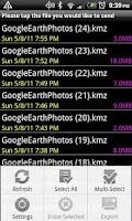 Screenshot of Geo Image Overlay Free