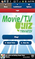 Screenshot of Movie & TV Quiz Trivia Toy