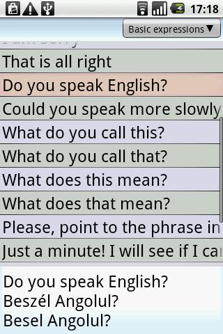 BKS English-Hungarian PhraseBk