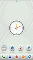 Screenshot of Simpleness Clock Widget