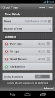 Screenshot of Interval Timer - Seconds Pro