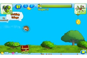 Screenshot of Hamster Blaster