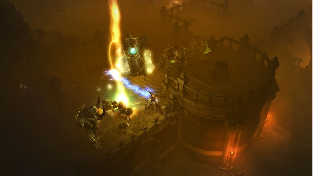Diablo III: Reaper Of Souls dated for a spring release