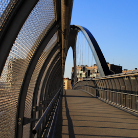 Urban Bridge by Rita Manganello - Buildings & Architecture Bridges & Suspended Structures ( Urban, City, Lifestyle )