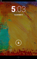 Screenshot of Galaxy Note 3 HD Wallpaper