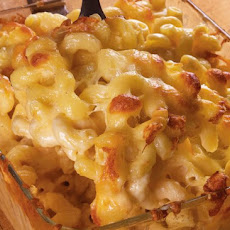 Mac & Cheese with Soubise Recipe