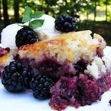 Baron's Blackberry Cobbler