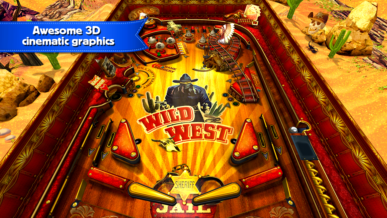 Pinball Fantasy HD Screenshot 8