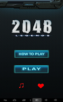 Screenshot of Super Hero 2048