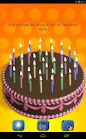 Screenshot of Candle Cake