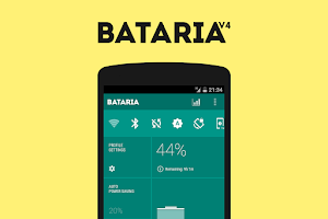 Screenshot of Bataria - Battery Saver