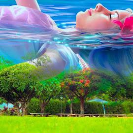 by Divya Anu - Digital Art People