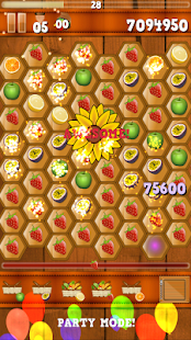Fruit Slide Party - screenshot