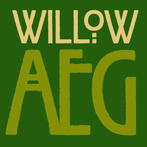 Cover art Willow ITC FlipFont