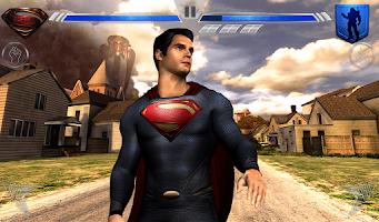 Screenshot of Man of Steel
