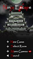 Screenshot of Ninja Escape
