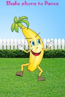 Screenshot of Dancing Banana