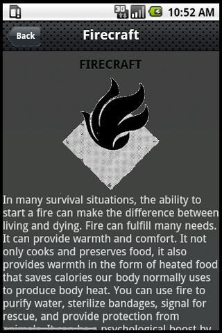 【免費書籍App】US ARMY Survival Guide-APP點子