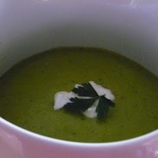 Avocado & Cucumber Soup