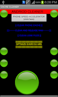 Screenshot of Cleaning Master Hi-Speed