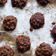 No-Bake Chocolate-Oat Cookies