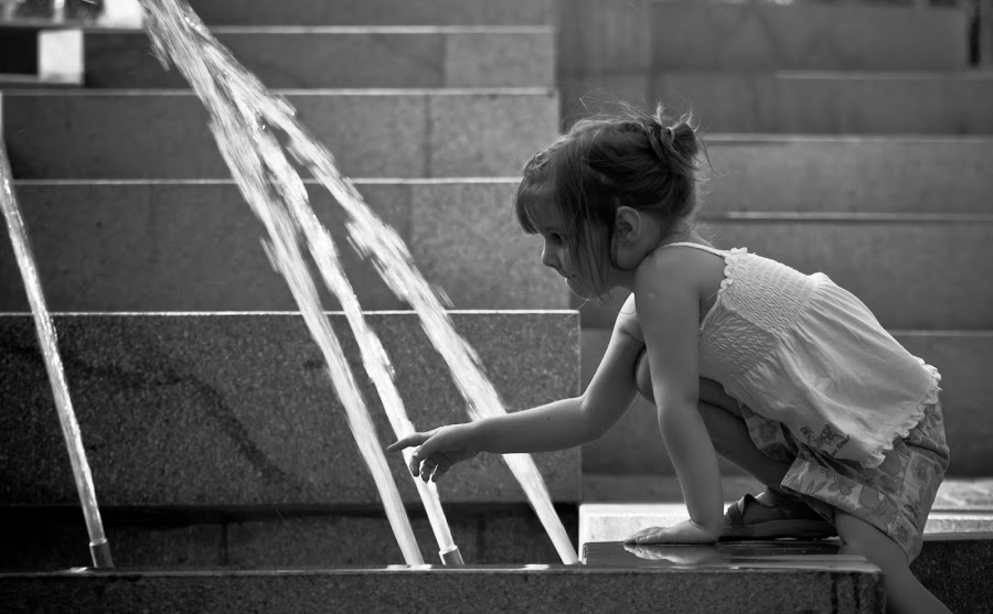 by Sasha Ivanovic - Babies & Children Children Candids