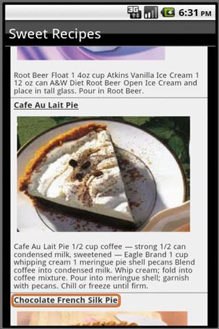 Atkins Recipes