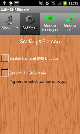 Call n SMS Blocker - Firewall