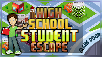 Screenshot of High School Student Escape