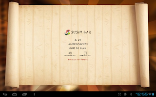Screenshot of Sushi Bar Lite