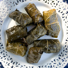 Dolmathes with Avgolemono Recipe
