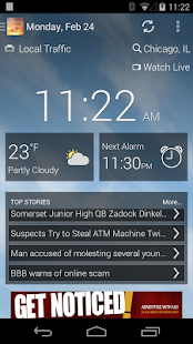 WTOV AM NEWS AND ALARM CLOCK - screenshot