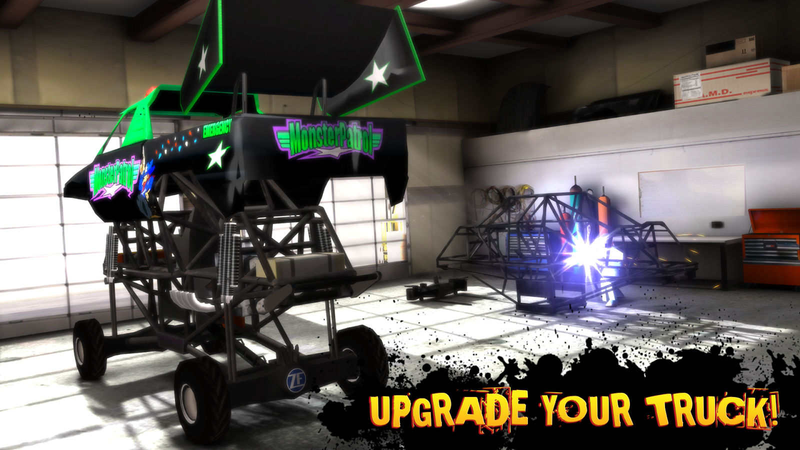 Monster Truck Destruction™ Screenshot 12