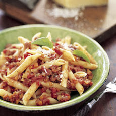 Penne in Country Ragù