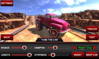 Screenshot of Offroad Legends Xperia Edition