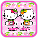Hello Kitty Love Strawberry icon