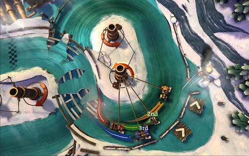 Slingshot Racing - screenshot