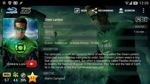 Movie Collection Unlocker - screenshot