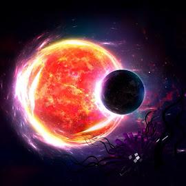 //////// by Ben Skirth - Illustration Sci Fi & Fantasy ( unionapp, imageblender, spacepaint, aliensky, matterapp, lorystripes, filteryonetouch, wiggteam, ig_underground, mobileartistry, rsa_graphics, eclipse )
