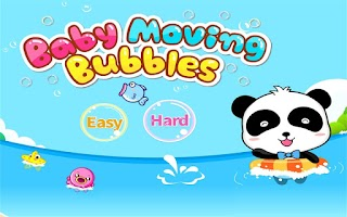Screenshot of Baby Moving Bubbles by BabyBus