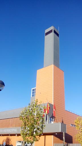 Torre Del Reloj Del Distrito IV