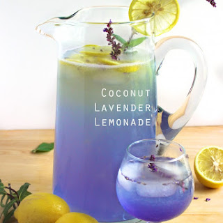 Coconut Lemonade Recipes