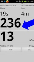 Screenshot of Tide Measure Tool