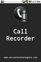 Screenshot of Call Recorder Full Free