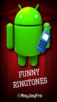 Screenshot of Funny Ringtones Free