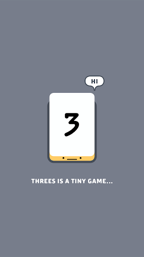 Threes! - screenshot