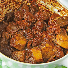Cook the Book: Goat Mole Rojo