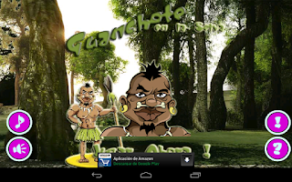 Screenshot of Guanchote in the jungle