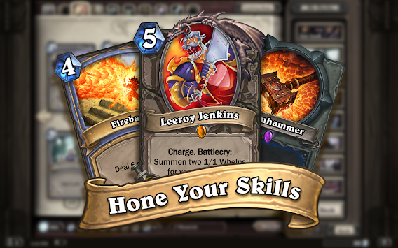 Hearthstone APK screenshot thumbnail 7
